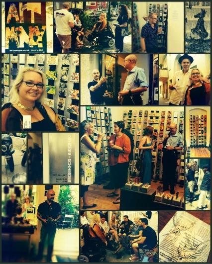 kunst i Berlin og det altødelæggende - 2knald.com | Kirsten K. Kester