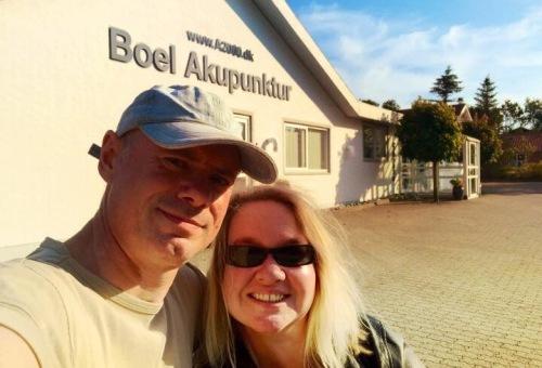 akupunktur og tur til udkants Danmark Aulum- 2knald.com | Kirsten K. Kester