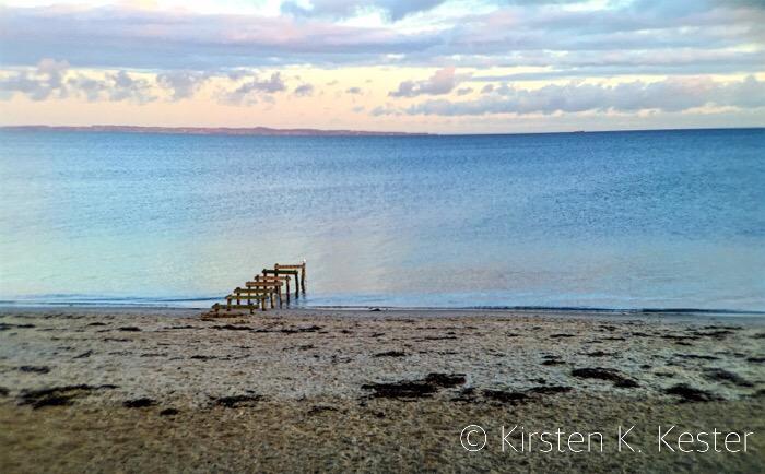 beach, sea and the sky © 2knald.com | Kirsten K. Kester